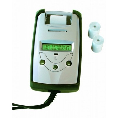 Digitalni tester za akumulatore i alternatore sa štampačem BT501
