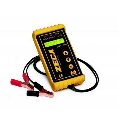 Digitalni tester za akumulatore i alternatore 12V,  210