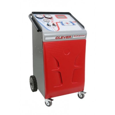 Automatski punjač klime, za R134a, Clever Advance Plus, 01.018.32