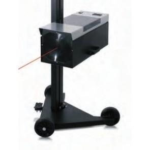 Regloskop za svijetla sa 2 lasera, HL26DL2