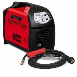 TECHNOMIG 210 DUAL SYNERGIC - aparat za MIG-MAG/FLUX zavarivanje