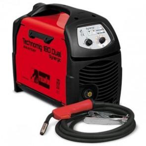 TECHNOMIG 180 Dual Synergic EURO - aparat za MIG-MAG/FLUX zavarivanje