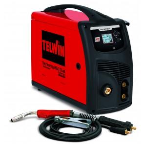 TECHNOMIG 260 DUAL SYNERGIC - aparat za MIG-MAG/FLUX, MMA i TIG DC LIFT zavarivanje