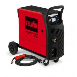TECHNOMIG 225 DUAL SYNERGIC - aparat za MIG-MAG/FLUX, MMA i TIG DC LIFT zavarivanje