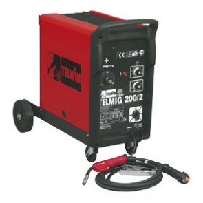 TELMIG 200/2 - aparat za MIG/MAG zavarivanje