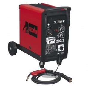 TELMIG 203/2 - aparat za MIG/MAG zavarivanje