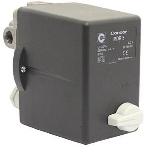 Presostat tlačno-zaštitni 400V, 8-10 bar, 6.3-10A, 9063268