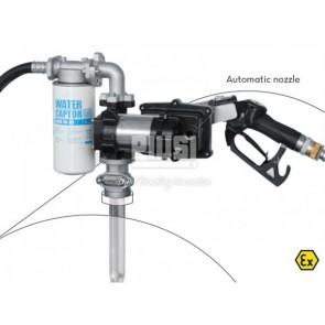 KIT DRUM EX50 12V DC ATEX - pumpa za pretakanje diesela, benzina i kerozina