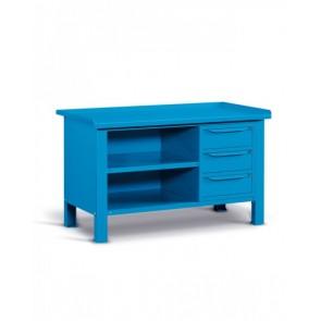Radni stol 1,5m, FBGM2B00104