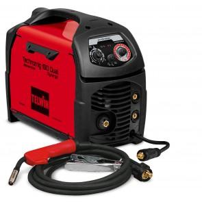 TECHNOMIG 180 Dual Synergic 816075 - aparat za MIG-MAG/FLUX, MMA i TIG DC-Lift zavarivanje
