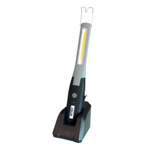 RADIONICKA LAMPA COB LED + Spot LED, KB125