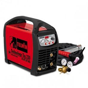 TECHNOLOGY TIG 230 DC-HF/LIFT VRD uređaj za TIG zavarivanje